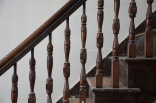 Reclaimed Stair