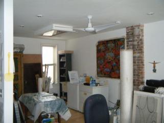Artist Studio (his) after