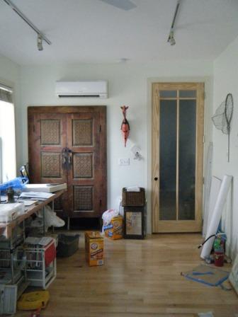 Artist Studio after 2 (hers)
