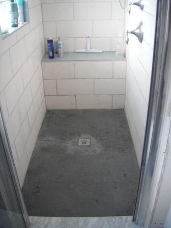 Derek's Shower 2