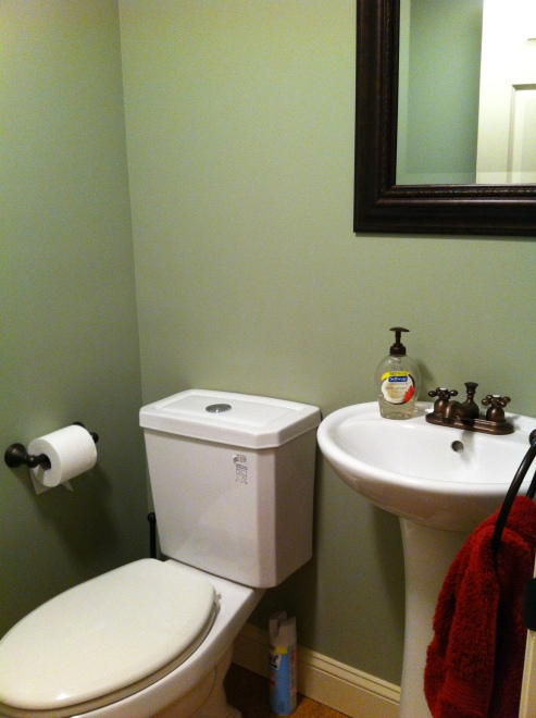 New Powder Room