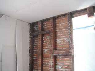 Existing Wall Condition