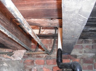 Existing Pipes