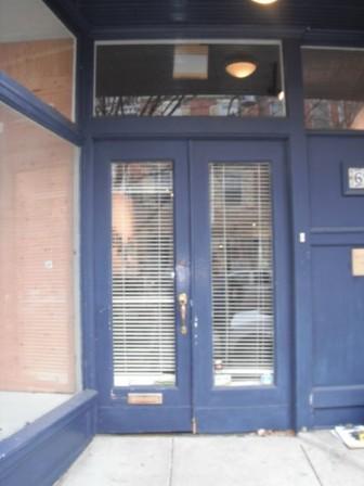 Doors before