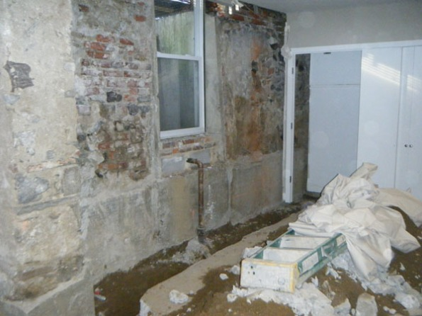 Even more demolition